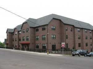 San Marco Apartments, Duluth, Minnesota